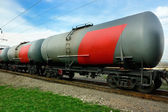 Tank car — Fotografia Stock