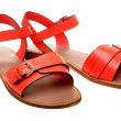 Women's sandals  — Stock Photo