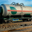 Railway tank — Stock Photo