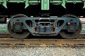 Wagon wheels — Foto Stock