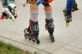 Rollerblades — Stock Photo