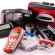 Stock Photo: Obsolete items