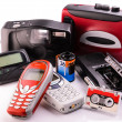 Obsolete items — Stock Photo