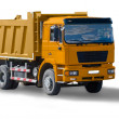 Stock Photo: Car dumper