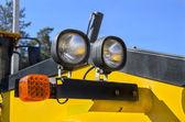 Lights vehicle — Stock Photo