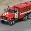 Fire car — Stock Photo #49929039