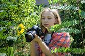 Fotograf — Zdjęcie stockowe