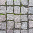 Stone pavement in Europe — Stock Photo