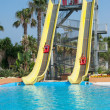 Stock Photo: Aquapark
