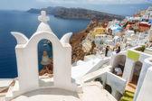 Santorini, grekland — Stockfoto