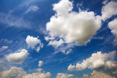 Небо и облака — Стоковое фото