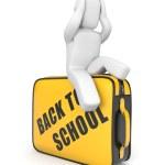 Back to school — Stock Photo #50267677