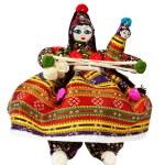 Turkish traditional doll — Stock Photo #18019253
