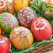 Hand painted egg — Stock Photo #20000423