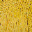 Packaged yellow noodles — Foto de Stock