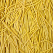 Packaged yellow noodles — Stock fotografie