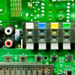Iintegrated circuit — Stockfoto