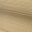 Corrugated sheet — Stock Photo