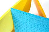 Porous plastic — Stock Photo