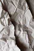 Wrinkled wrapping paper — Foto Stock