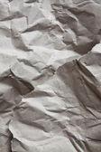 Wrinkled wrapping paper — ストック写真