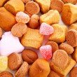 Typical dutch sweets pepernoten (ginger nuts) — Stock Photo #13397601