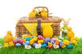 Easter arrangement — Stock Photo