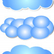 Cloud computing — Stock Vector #22035971
