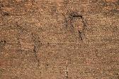 Damaged old brick — Stock Photo