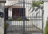 Gate — Stock Photo