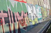 Graffiti — Stockfoto