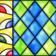 Stained glass window — Stock Photo #29085499