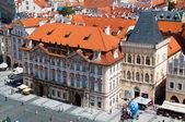 Prag çek cumhuriyeti — Stockfoto