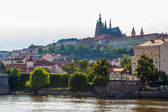 Prague,Czech Republic,St. Vitus Cathedral. — Stock Photo