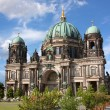 Dome of the Berlin Cathedral — Stock Photo
