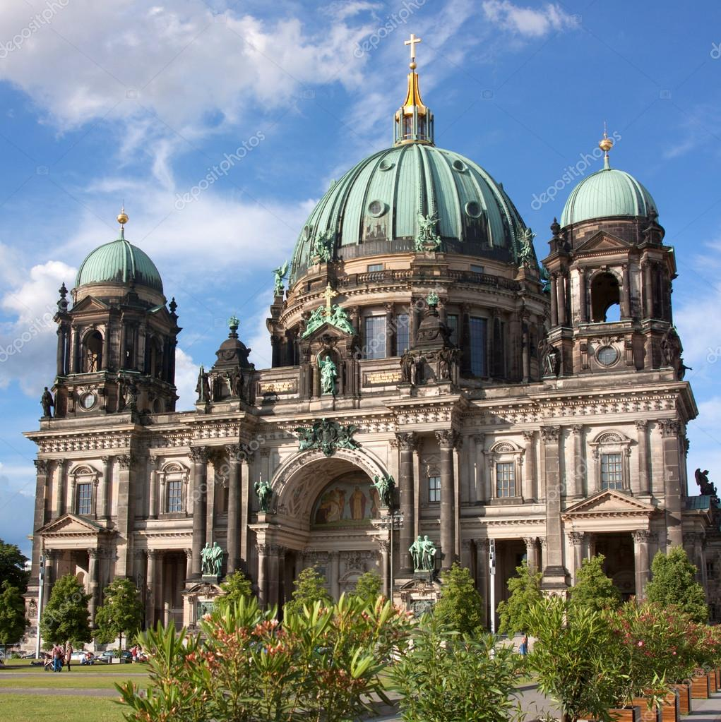 Dome of the Berlin Cathedral, Berlin, Capital, Germanyfotografiert im Juni 2012  Stock Photo #12839820