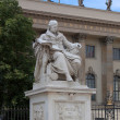 Humboldt-University in Berlin - Stock Photo
