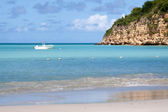 Dickenson Bay, Antigua — Stockfoto