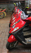 Motorbikes — Stock Photo