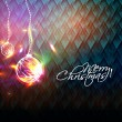 Colorful christmas, design — Image vectorielle
