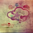 Valentines day background — Stock Vector #23074758