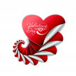 Valentines day — Vector de stock #23074940