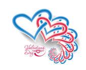 Valentines day — Stock Vector