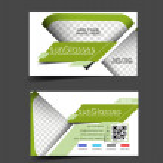 Vector Business Card Set Template — Stock Vector #33942809