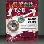 Poster/flyer design — Stock Vector #6265923
