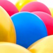 Background of colorful balloons — Stock Photo #2704239