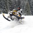 Snowmobile — Stock Photo #20437257