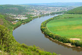 Dniester Canyon — Stock Photo
