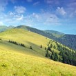 "Travel on mountain tops ""Carpathians"" — Stock Photo"