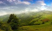 Reizen langs de bergkammen — Stockfoto